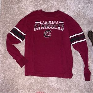 Campus Heritage Tops - Carolina Gamecock T shirt